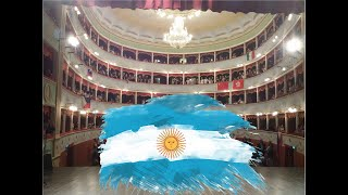 En Argentinas justo fiestita san