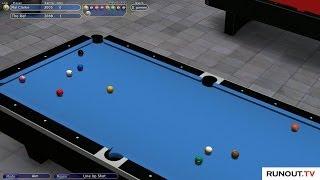 Virtual Pool 4 Blog - #44 9-Ball - World Masters Career Mode Round 2