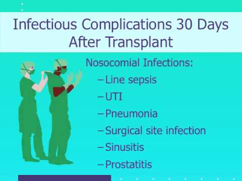 Infectious Diseases and Solid Organ Transplantation - Sally Houston, MD