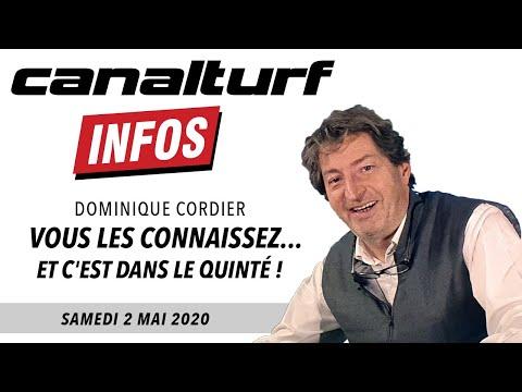Unibet Turf Club du Samedi 2 mai 2020