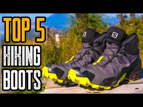 TOP 5: Best Hiking Shoes & Boots 2020 (Salomon Gear)