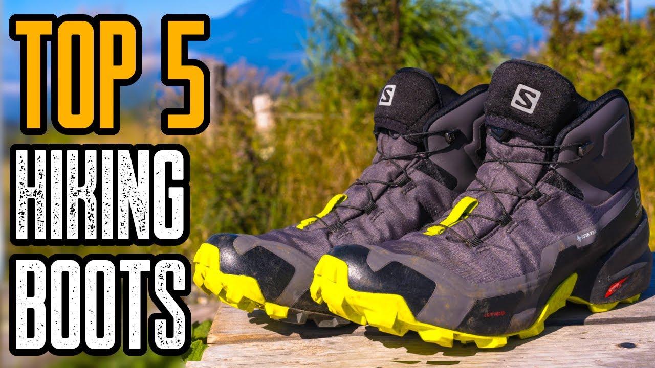 Best Hiking Shoes \u0026 Boots 2020 (Salomon