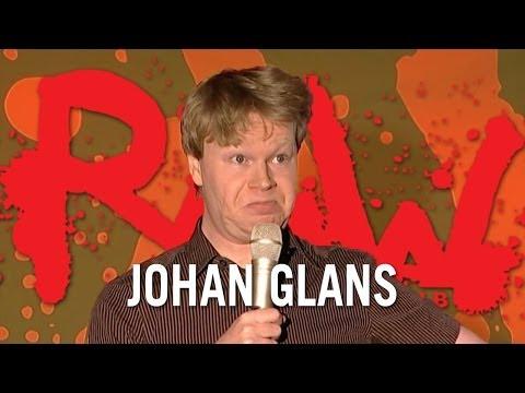 Baksmällan  Johan Glans