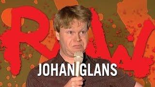 Baksmällan - Johan Glans