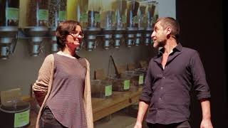 Vivir sin plastico | Patri y Fer Vivir sin plastico | TEDxTorrelodones