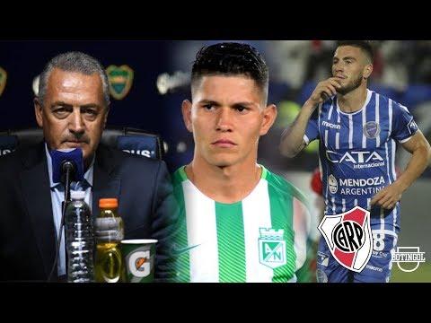 ¿MANCUELLO y A. GONZÁLEZ a RIVER? + CAMPUZANO a BOCA + ALFARO: 'TEVEZ debe estar al FRENTE'