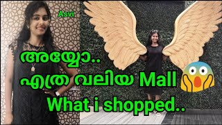 Mumbai Phoenix mall vlog|Huge shopping|Miniso shopping haul|Household products haul|Asvi Malayalam
