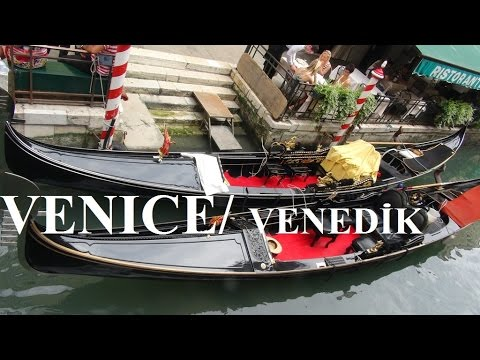 Italy/Venice / Venedik/Venezia (Walking tour) Part 79/84