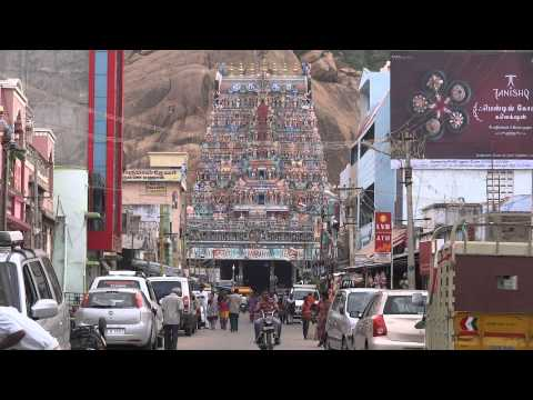Madurai - Tirupparankundram Murugan Temple HD Video