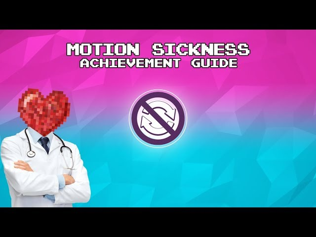 FutureGrind: Motion Sickness Achievement Guide