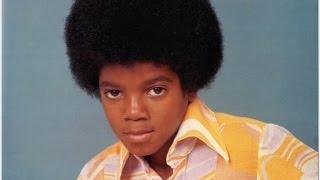 Майкл Джексон в детские годы