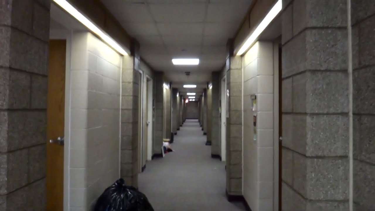 Tour Of Payne Hall At Virginia Tech   YouTube Part 61