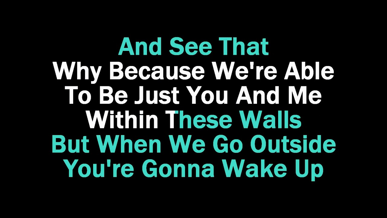 Rewrite The Stars The Greatest Showman Karaoke Zac Efron And Zendaya