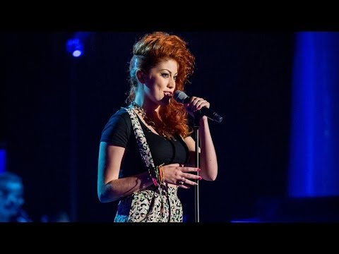 Jessica Steele performs 'She Said' - The Voice UK 2014: Blind Auditions 4 - BBC One