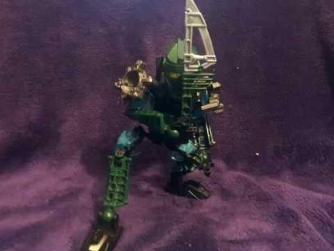 Bionicle moc: Matau, Nuju, Onewa (slide show)