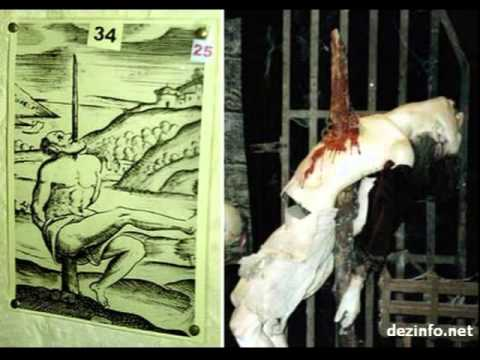 Самые страшные казни древнего мира! Слабонервным не смотреть!/The Worst Penalty Of The Ancient World