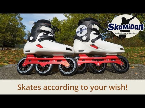 Most Comfortable Triskates - Build Up Your Skates - My Favourite Triskates - Urban Inline Skating