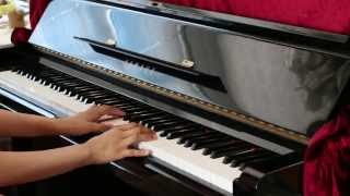 Birdy - Not About Angels (Piano Cover)
