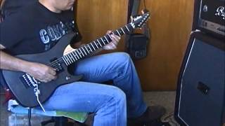 UNBOXING AND TEST OF WASHBURN NUNO BETTENCOURT N24