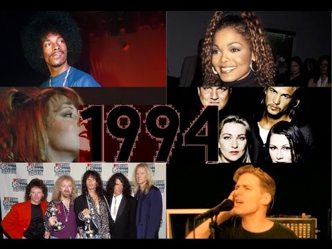 Billboard Hot 100 Top 100 Songs of Year-End 1994