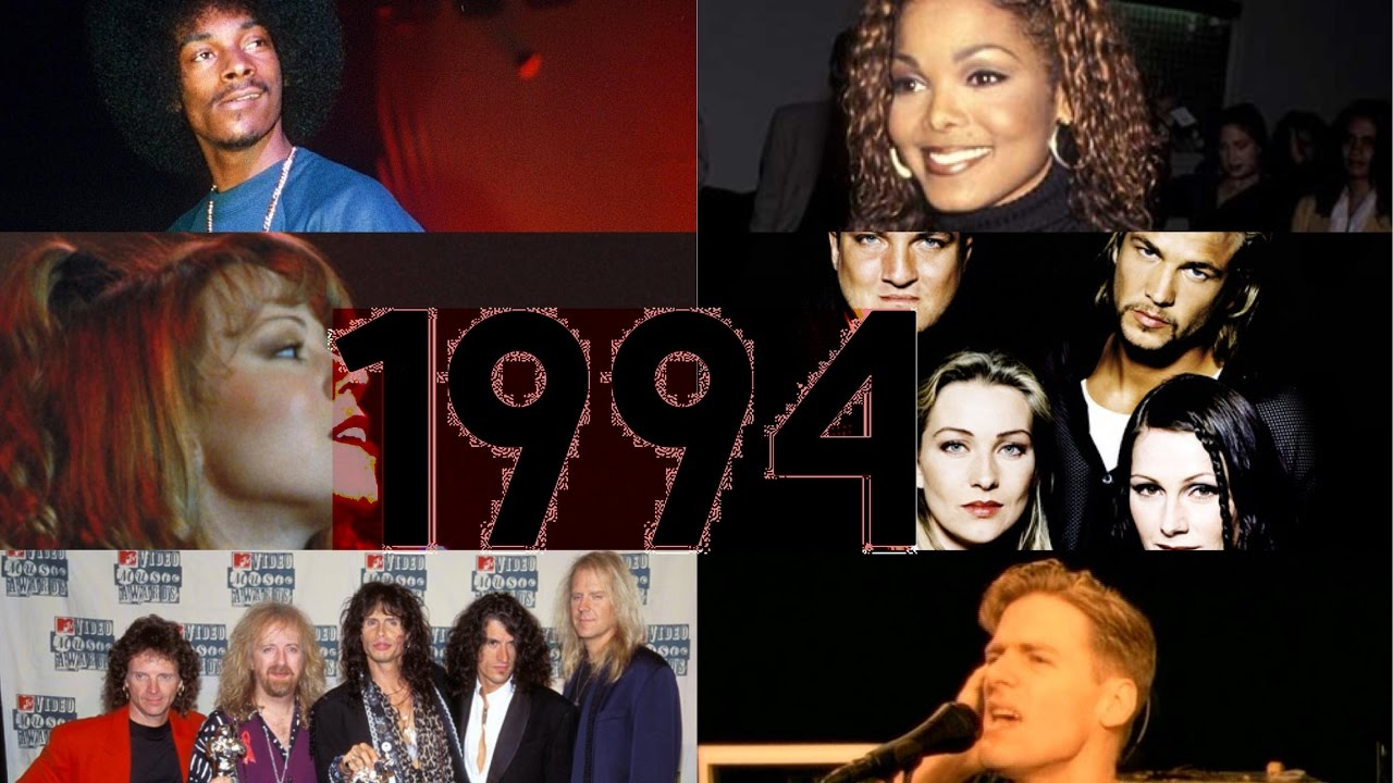 Billboard Year-End Hot 100 singles of 1994 - Wikipedia