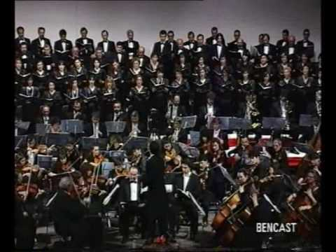 CUM SANCTO SPIRITU (Messa di Gloria di Puccini) Coro Canepa - Direttore Antonio Costa - Sassari 1994