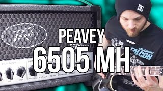 Peavey 6505 MH - Metal | Pete Cottrell