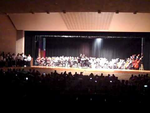 JVHS Orchestra Arrival to Earth
