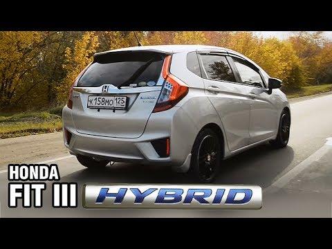 Хонда фит видео обзор