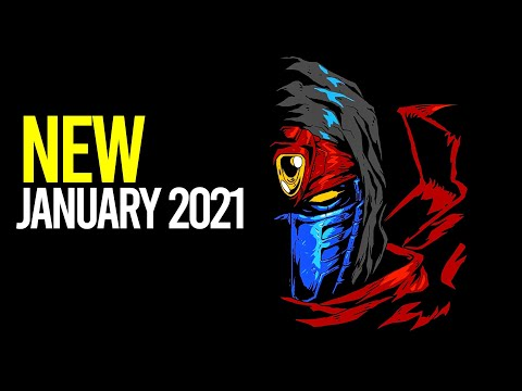 Top 10 NEW Indie Games of January 2021