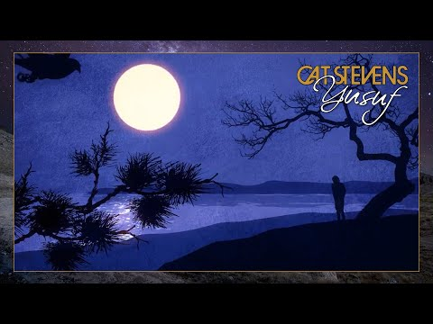 Yusuf / Cat Stevens – Just Another Night [Official Lyric Video]