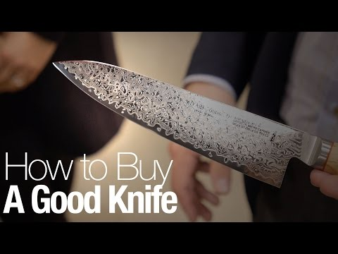 Tips For Buying a Good Knife