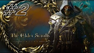 Стрим // Elder Scrolls Online //  Похождение храмовника #2