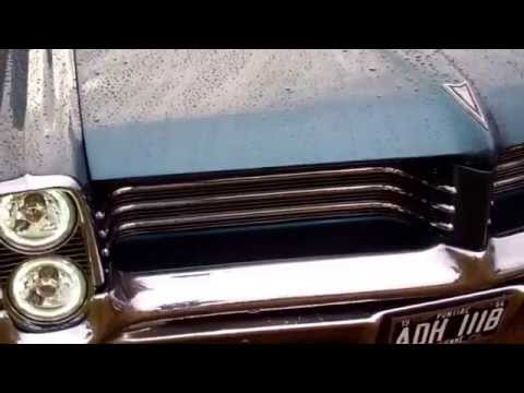 Pontiac Parisienne. Stunning 4 door RHD