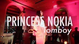 """Princess Nokia  - Tomboy (live from el Museo del Barrio """"Dia De Las Divas"""")"""