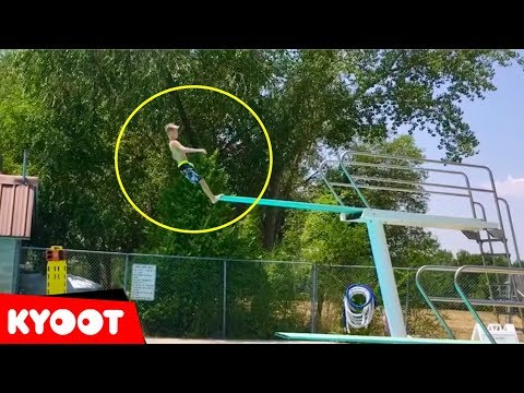 Biggest Belly Flop Ever?! | Funny Water Compilation