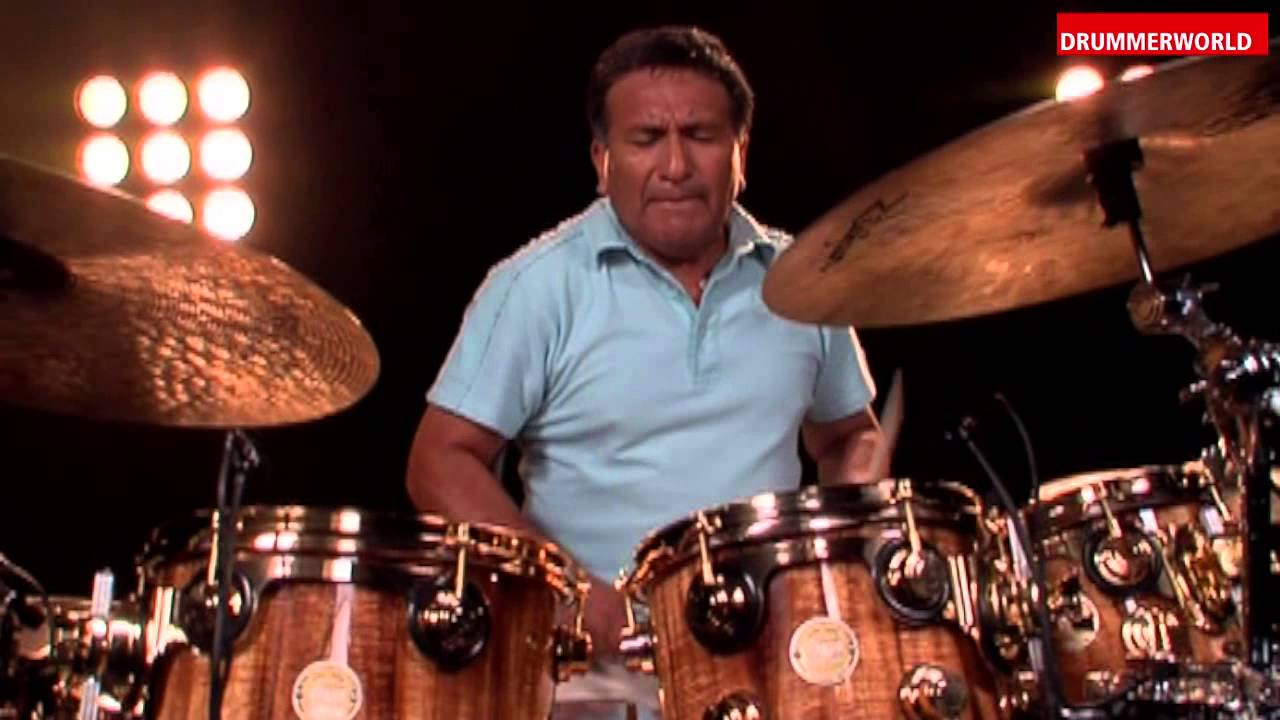 Alex Acuña: The Jazz Drum Solo