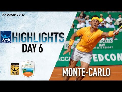 Highlights: Nadal, Thiem, Zverev, Dimitrov Advance