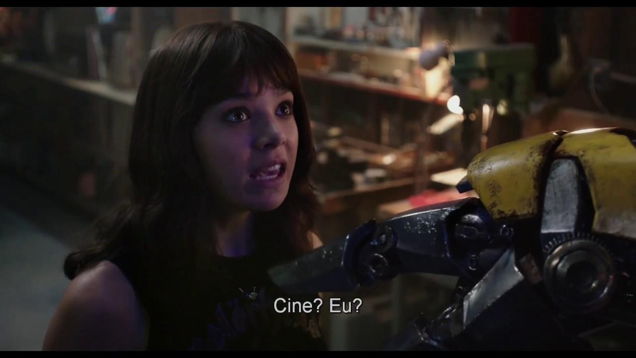 Bumblebee 2018 Trailer Subtitrat în Română Youtube