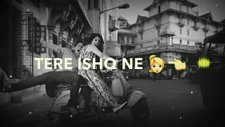 Tere Ishq Ne Saathiya   Sad Status   WhatsApp status New Song   Tausef Sayyad  