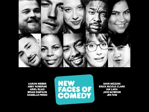 New Faces of Comedy - Jaye McBride
