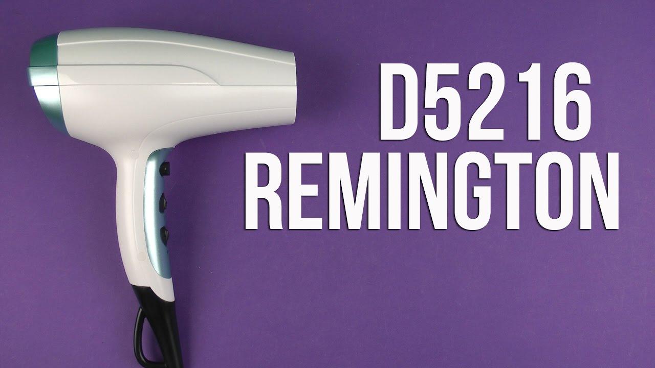 Распаковка REMINGTON D5216 - YouTube fc6e708a00