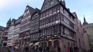 Франкфурт на Майне(Были 1 день во Франкфурте и сняли, что увидели. Оригинальное Full HD качество можно скачать здесь: https://drive.google.com/..., 2014-03-04T21:22:59.000Z)