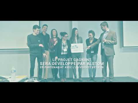 Alstom - Challenge de l'innovation #2