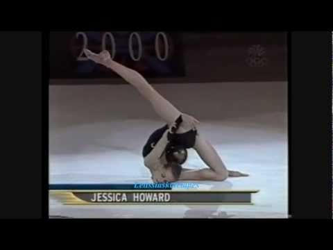 Jessica Howard - 2000 Tour of Gymnastics Champions - Ball