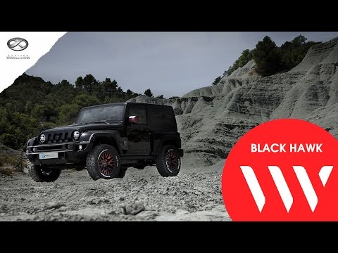 Chelsea Truck Co. Black Hawk Edition by WildWind Cars - The process
