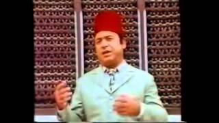 صباح فخري - يا من يرى ادمعي تنهّل كالديم- جولة رائعة في المقامات العربية