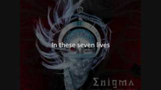 Enigma Seven Lives With Lyrics