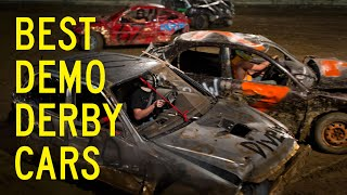 homepage tile video photo for Demo Derby: Window Shop with Car and Driver