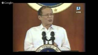 Press Conference of Pres. Benigno S. Aquino III [Aug. 23, 2013]